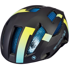 Endura Pro SL Helmet with Koroyd rainbowstripe